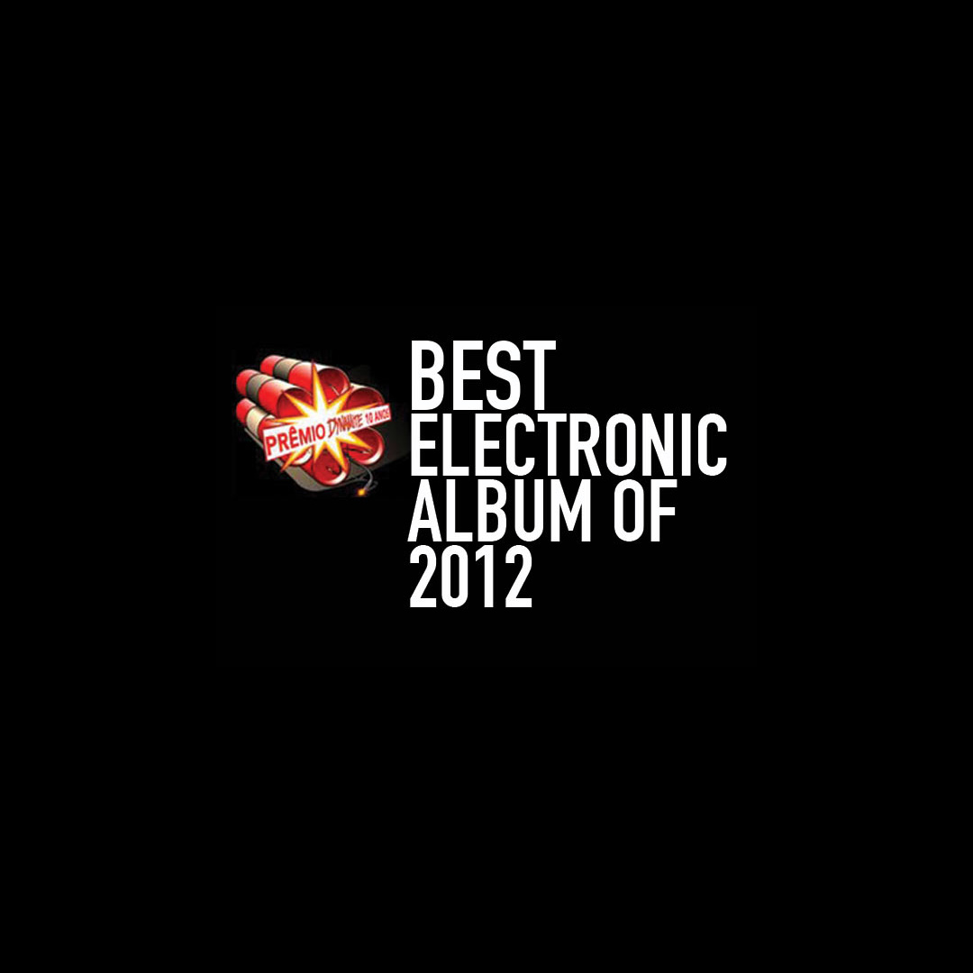 "EP ""Shake the Paranoia"" nominated for BEST ELECTRONICA ALBUM"